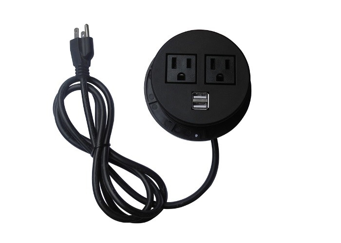 Ul Approval International Electrical Outlets Beautiful Surface Easy Installation